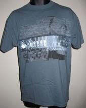 Sz M Paul Simon 1999 Concert Tour 99 Gray Blue Heavy Cotton Photo T Shir... - $24.74