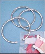 Floss Pak 3 inch metal rings floss organizer cross stitch - $1.25