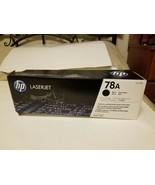 ORIGINAL HP HEWLETT PACKARD 78A Black CE278A pr LaserJet pro 1566 p1606d... - $38.45