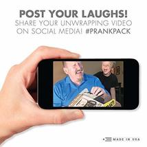 """Prank Pack""""Cheese Printer"""" - Wrap Your Real Gift in a Funny Joke Gift Box - by P image 9"""