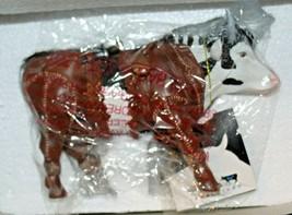 CowParade 7283 Dairy Crockett Westland Giftware # 9210 AA-191917 Vintage Collec image 1