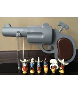Who Framed Roger Rabbit Dum-Dum Gun & 6 Toon Bullet Replica Custom made ... - $499.99