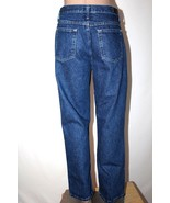 """LEE RIDERS Women's Size 14P Petite Relaxed Straight Leg Denim Jeans 29"""" ... - $28.05"""