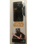 Star Wars: The Last Jedi 12-inch Kylo Ren Figure - $16.82