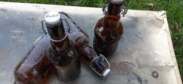 Set of 4 Vintage Grolsch Beer Bottles - $50.00
