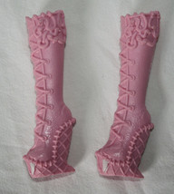 Monster High Replacement Boots Viperine Gorgon Fright Camera Action - $2.99