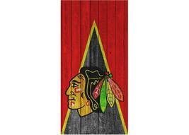 Cornhole Wrap Chicago Blackhawks - V - $30.00