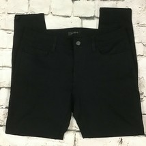 Ann Taylor Super Skinny Modern Fit Black Pants Sz 10 - $23.64