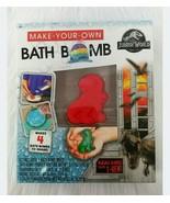 Make Your Own Bath Bomb Kit Jurassic World T-Rex Mango Fun Bath Time Soa... - $9.99