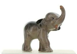 Hagen Renaker Miniature Elephant Standing Baby image 1