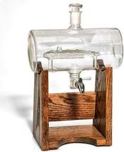 Submarine Decanter, 1000 ml Scotch Whiskey Decanter Liquor Dispenser for... - $322.19