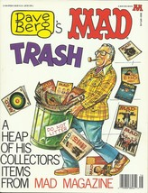 Book Of Mad Trash – Heap Of Collectors Items From Mad Magazine - Dave Berg 1991 - $29.99