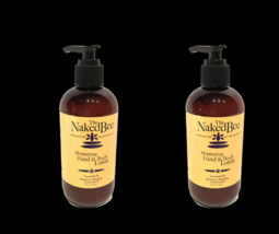 The Naked Bee Lavender & Beeswax Moisturizing Hand Body Lotion 8.0 oz 2 ... - $27.71