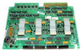 GENERAL ELECTRIC IC600YB929A OUTPUT MODULE W/ 44A717558-G01 CONTROL BOARD
