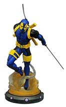 Diamond Select Toys Marvel Gallery: Deadpool (Blue X-Men Costume) PVC Fi... - $63.44