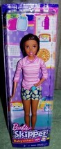 "Barbie Skipper BABYSITTERS INC Doll 10"" New - $17.88"