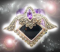 Haunted Necklace Transform Darkness Into Light Transmutation Secret Ooak Magick - $9,207.77