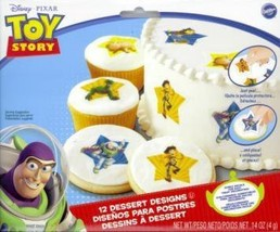 12 Toy Story Dessert Designs - $6.88