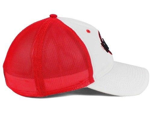 """Western Kentucky Hilltoppers NCAA """"Circle"""" A-Flex Stretch Fitted Hat"""