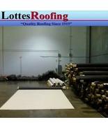 10' x 45' 45 Mil White TPO RV Rubber Roof Kit, membrane, adhesive, tape - $534.60