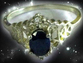 HAUNTED ANTIQUE RING THE MAGI'S SECRETS FOR LOVE AND MONEY EXTREME OOAK MAGICK - $9,227.77