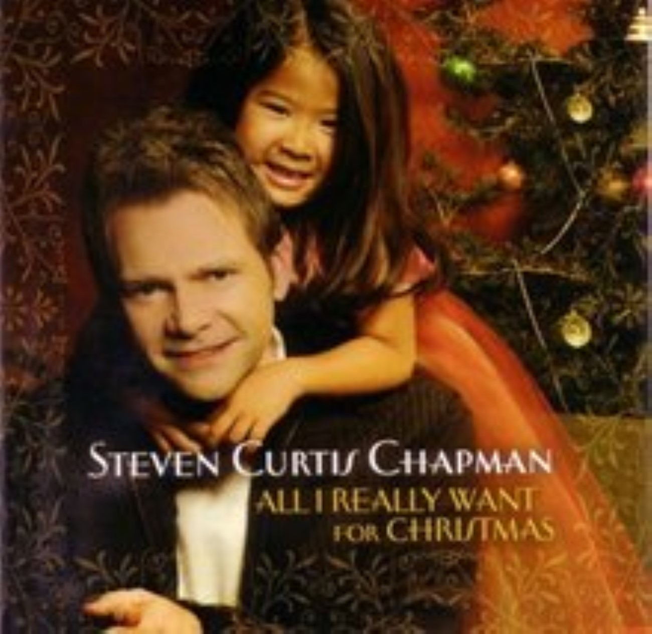 All I Really Want for Christmas by Chapman, Steven Curtis Cd