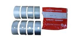 Federal Mogul 712M 10 Engine Crankshaft Main Bearing Set 712M10 .010 - $89.02