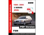 1999 2005 bmw 3 series e46 sedan coupe convertible sport. Black Bedroom Furniture Sets. Home Design Ideas