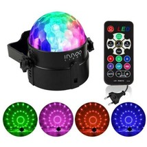 Lampada Magica RGB da Discoteca Luci Palco Sfera Rotante per KTV, Discot... - $19.93