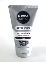 NIVEA For Men Extra Whitening Pore Minimize Normal-Oily Skin Facial Foam... - $9.69