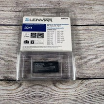 Lenmar Sony Compatible Replacement Camera Battery 3.7V 3.0Wh 800mAh - $11.87