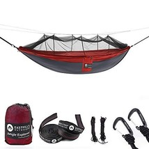 Easthills Outdoors Camping Double Hammock Lightweight Parachute Nylon Ha... - $63.98