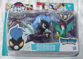 My Little Pony Shadowbolts Guardians Of Harmony  Pony And Cockatrice Fig... - $18.80