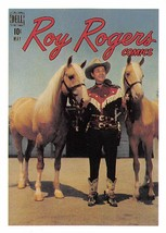 1992 Arrowpatch Roy Rogers Comics Trading Card #5 > Trigger > Happy Trails - $0.99