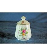 Minton Marlow Mustard Jar With Lid - $25.19