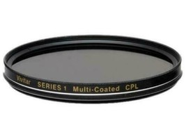 Vivitar CPL Circular Polarizer Multicoated Glass Filter 82mm - $18.99