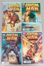 Iron Man 258.1 258.2 258.3 258.4 Marvel Comics 2013 NM - $14.96