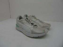 Puma Kid's Adela AC Running Sneakers Puma White Size 11.5C - $21.37
