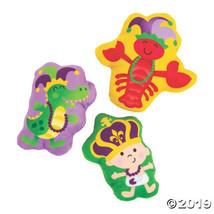 Mardi Gras Plush Characters - $20.50