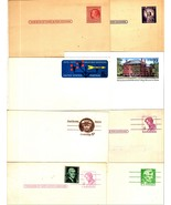 U.S. Stamps -Collectible U.S. Post Cards (Lot of 8 Mint Postcards) - $7.75