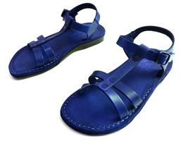 Leather Sandals for Women MAYA by SANDALIM Biblical Greek Roman Sandals - $39.44 CAD+