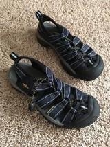 KEEN Men's Navy Fisherman Waterproof Sandals US 6.5 - $97.41 CAD