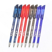 Special Erasable Pen Blue, Black, Dark, Blue, Red Magic Office Student S... - $10.99