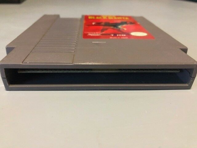 Wrath of the Black Manta, Nintendo Entertainment System (NES) 1990, Tested image 5