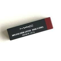 MAC Cosmetics Amplified Creme Lipstick: 108 Dubonnet (mid-tone wine) (FU... - $14.92