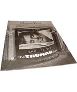 1998 THE TRUMAN SHOW Movie Press Kit Production Notes JIM CARREY - $16.99