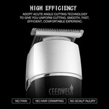 CEENWES Updated Version 5 in 1 Waterproof Man's Grooming Kit Hair Clippers Profe image 6