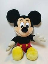 Walt Disney World Disneyland Mickey Mouse Plush Stuffed Animal Vintage 1... - $14.80
