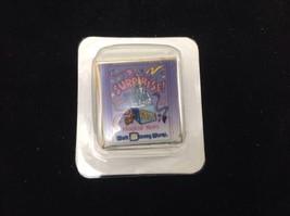 "Vintage Walt Disney World ""Surprise"" 20 Magical Years Anniversary Square Pin - $28.04"