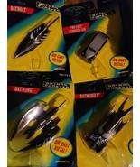4 diecast metal batman forever brand new - $27.99